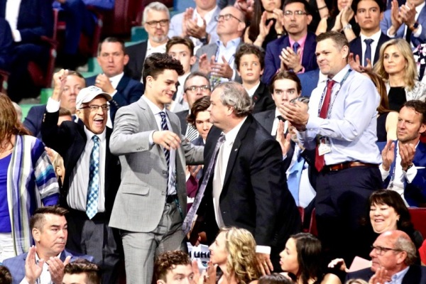 hot sale online 85de0 7e4ae LA Kings 2019 NHL Draft Wrap-Up with Director of Amateur Scouting Mark  Yanetti – Part 1